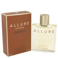 Allure By Chanel 3.4 oz Eau De Toilette Spray for Men