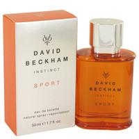 David Beckham Instinct Sport By David Beckham 1.7 oz Eau De Toilette Spray for Men