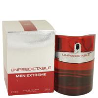Unpredictable Extreme By Glenn Perri 3.4 oz Eau De Toilette Spray for Men