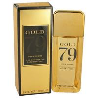 Gold 79 By Yzy Perfume 3.4 oz Eau De Toilette Spray for Men