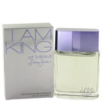 I Am King Of Miami By Sean John 3.4 oz Eau De Toilette Spray for Men