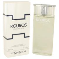 Kouros Sport By Yves Saint Laurent 3.4 oz Eau De Cologne Spray for Men