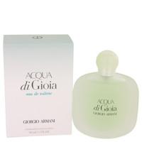 Acqua Di Gioia By Giorgio Armani 1.7 oz Eau De Toilette Spray for Women