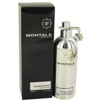 Ginger Musk By Montale 3.4 oz Eau De Parfum Spray for Women