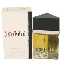 Samba Unzipped By Perfumers Workshop 1 oz Eau De Toilette Spray for Women