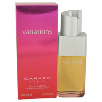 Variations By Carven 3.4 oz Eau De Parfum Spray for Women