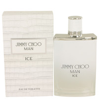 Ice By Jimmy Choo 3.4 oz Eau De Toilette Spray for Men