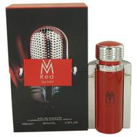 Red By Victor Manuelle 3.4 oz Eau De Toilette Spray for Men