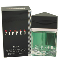 Samba Zipped By Perfumers Workshop 1 oz Eau De Toilette Spray for Men