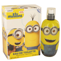 Yellow By Minions 3.3 oz Eau De Toilette Spray Tester for Men