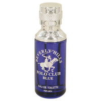 Beverly Hills Polo Club Blue By Beverly Fragrances 1 oz Eau De Toilette Spray for Men