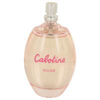 Cabotine Rose By Parfums Gres 3.4 oz Eau De Toilette Spray Tester for Women