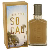 Socal By Hollister 1.7 oz Cologne Spray for Men