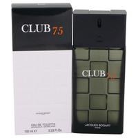 Jacques Bogart Club 75 By Jacques Bogart 3.33 oz Eau De Toilette Spray for Men