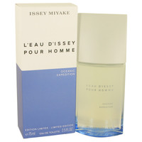 L'Eau D'Issey Pour Homme Oceanic Expedition By Issey Miyake 2.5 oz Eau De Toilette Spray for Men