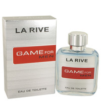 Game La Rive By La Rive 3.4 oz Eau De Toilette Spray for Men