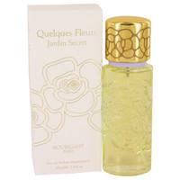 Quelques Fleurs Jardin Secret By Houbigant 3.4 oz Eau De Parfum Spray for Women