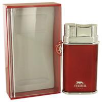 Red By Vermeil 3.4 oz Eau De Toilette Spray for Men