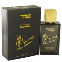 Kanye West By Whatever It Takes 3.4 oz Eau De Toilette Spray for Men
