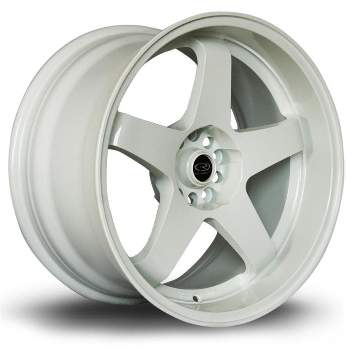Rota GTR-D 18x10 ET12 5x114 White