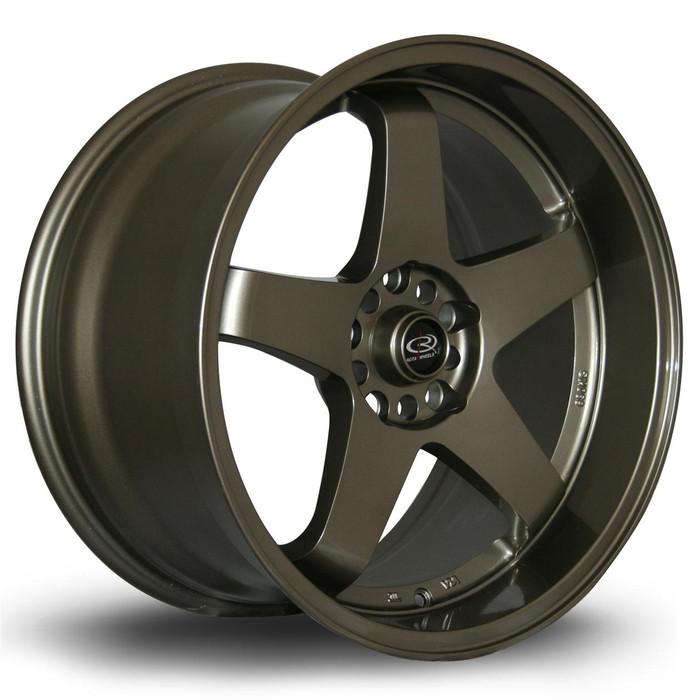 Rota GTR-D 18x10 ET35 5x114 Bronze