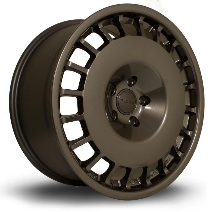 Rota D154 18x8.5 ET30 5x114 Gunmetal