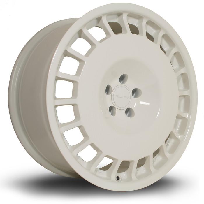Rota D154 18x8.5 ET45 5x112 White