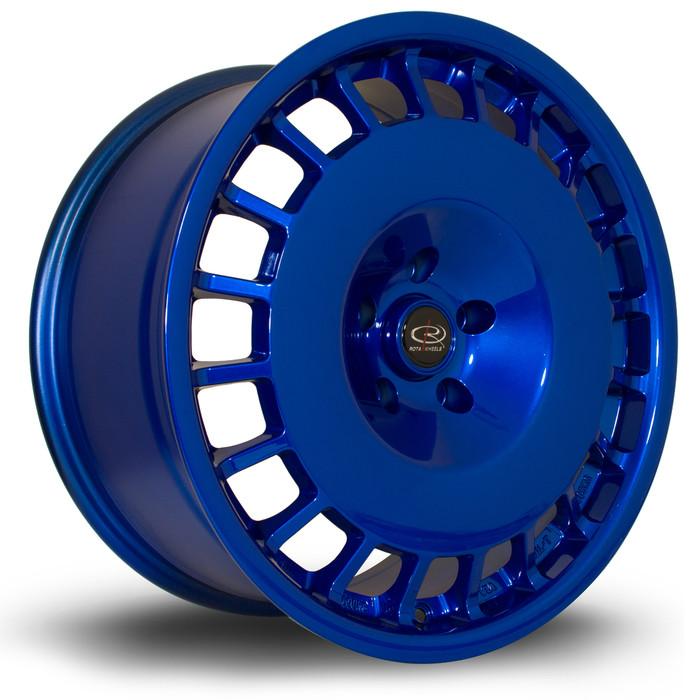 Rota D154 18x8.5 ET30 5x100 HBlue