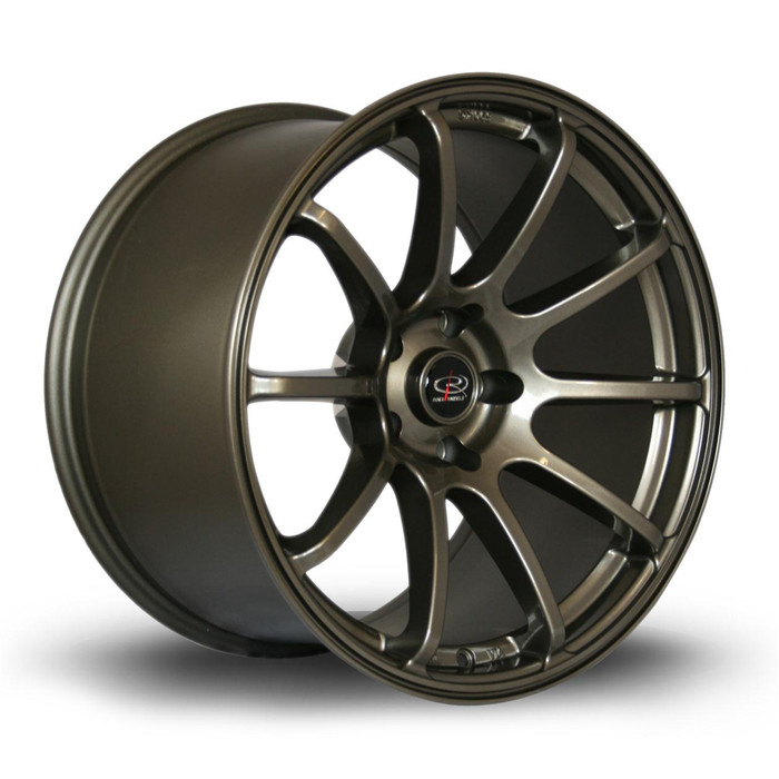 Rota Force 18x10.5 ET20 5x114 Bronze