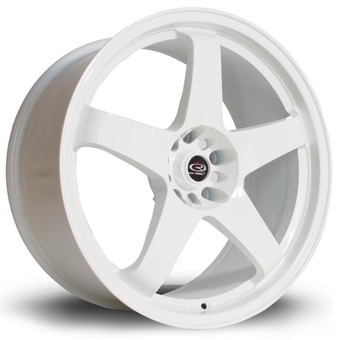 Rota GTR 19x9 ET42 5x108 White