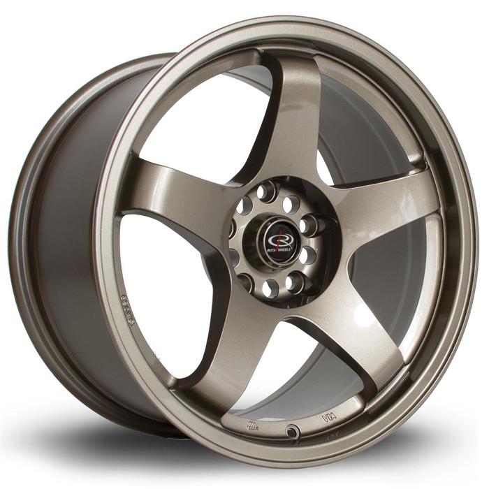 Rota GTR 17x9 ET25 5x114 Bronze