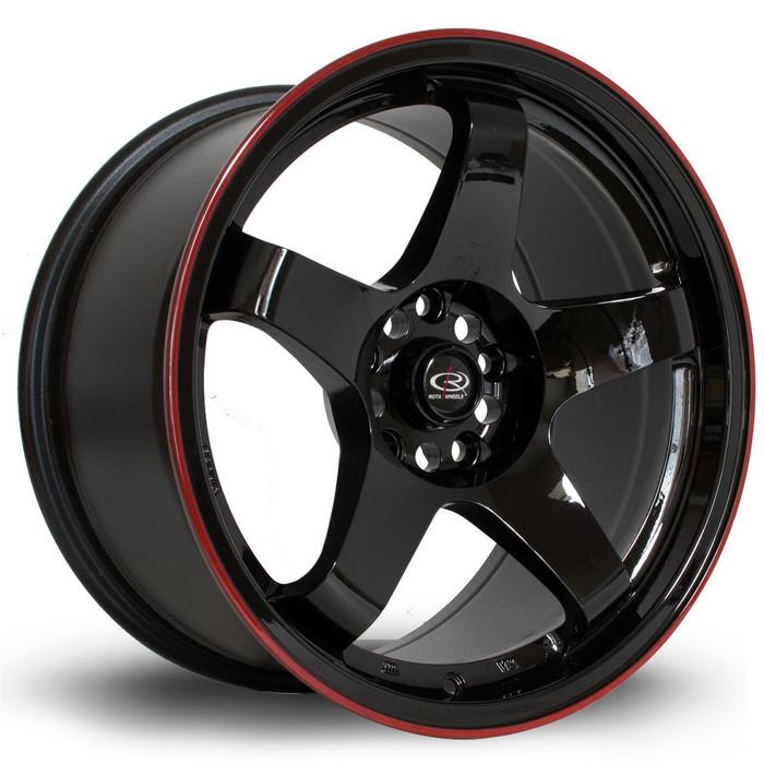 Rota GTR 17x9.5 ET12 5x114 BlackRLip