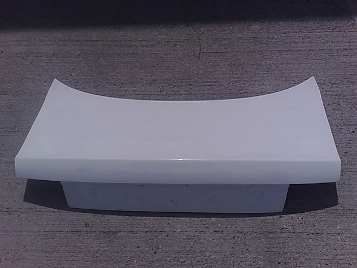 SRB POWER - S14 FIBREGLASS BOOT SKIN - APPROX 3KG (NOT FULL BOOT)