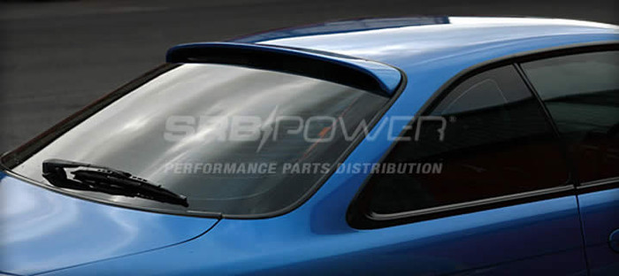 SRB POWER - S14 FIBREGLASS REAR WINDOW SPOILER