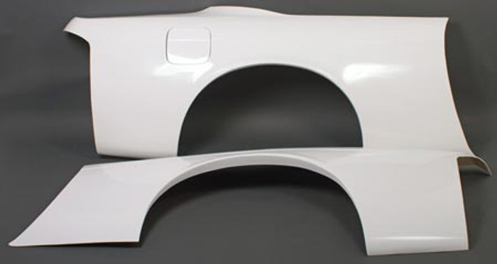 SRB POWER - NISSAN S14 / S14A +50mm TYPE 1 REAR FENDERS