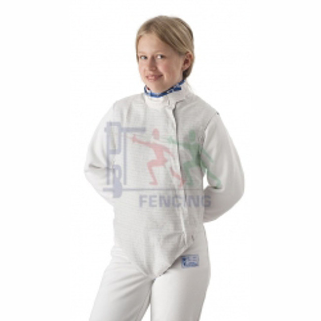 PBT Electric Foil vest for Children - INOX - Washable