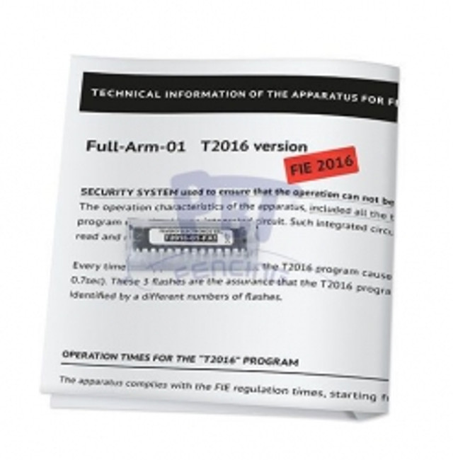 Full Arm-01 T2016 update