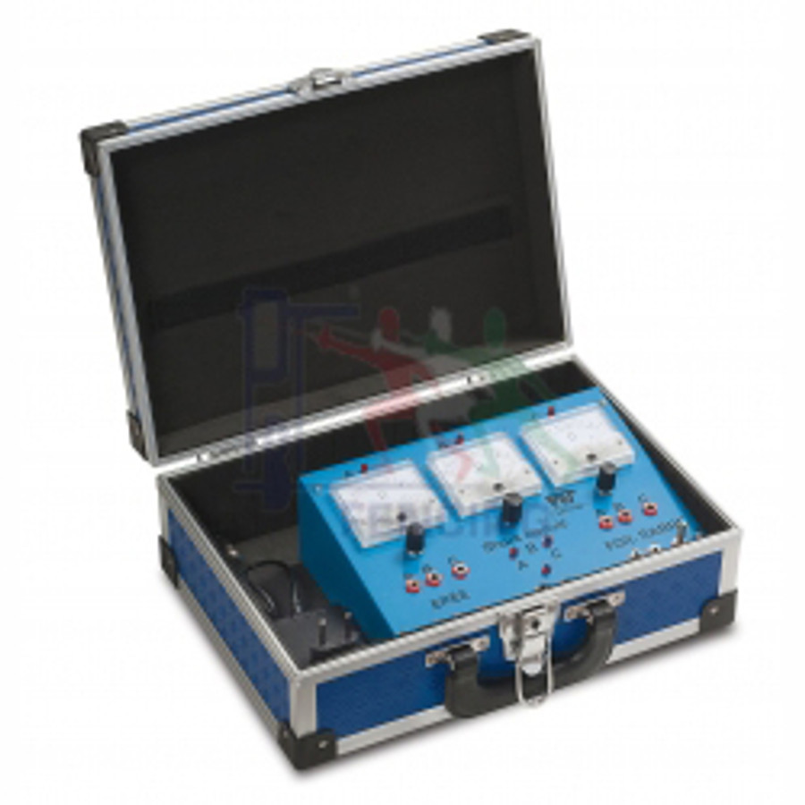 Cable tester for weapon control in box