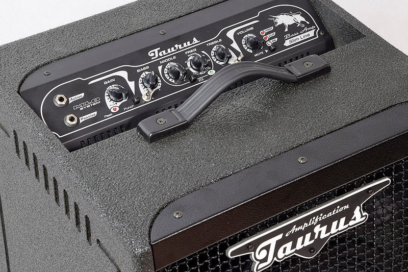 Taurus Amplification - TS-12 HC - 350W RMS  Slim Line Bass Combo With 1X12 Neodymium Speaker