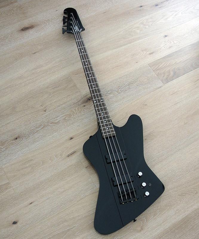 Dillion DHB-520 Thunderbird Style Electric Bass Guitar