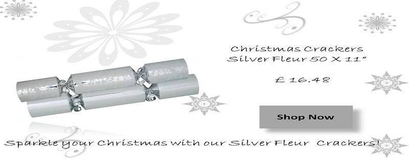 Christmas Cracker Silver