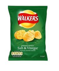 Walkers Crisp Salt & Vinegar