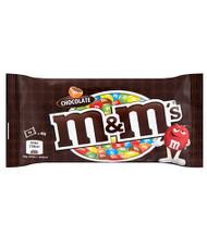 M & M chocolate standard bag
