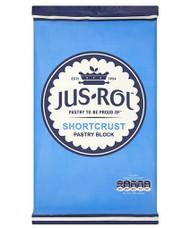 Jus-Rol Shortcrust Pastry Block