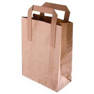 Takeaway Bags Brown Large 250'S