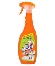 Mr Muscle Kitchen Care 750Ml