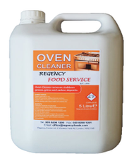Heavy Duty Oven Cleaner 5l