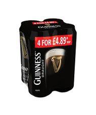 Guiness Draught -Cans 24x440ml