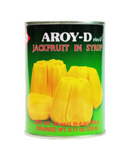 Aroy-D Yellow Jackfruit In Syrup