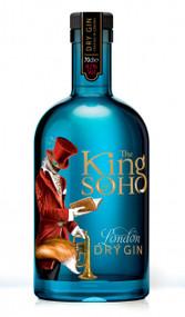 KING OF SOHO LONDON DRY GIN 70Cl